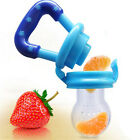 Safe Baby Food Feeding Tool Fresh Food Fruits Milk Nibbler for Baby 1 PC New