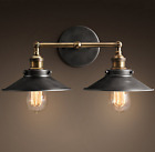 Retro Industrial Wall Lamp Retro Metal Light tUSl Lighting Club Bar Countryside