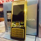 Nokia 6300 - GOLD SILVER,BLACK (Unlocked)  NEW  WITH ONE YEAR WARRANTY.
