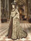 "Renaissance Flower Dress ""Duchess of Wellington"""