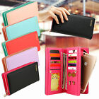 Kyпить Women Faux Leather Wallet Long Zip Purse Ladies Card Holder Case Clutch Handbag на еВаy.соm
