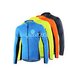 DS Bicycle Cycling Jerseys Breathable Outdoor Long Sleeve Bike Leisure T-shirts