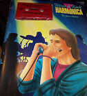 Harmonica Blues & Rock lessons with tape by Glenn Weiser 87 pages