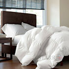 NEW PREMIUM 100% SOFT MICROFIBRE DUVET/QUILT SINGLE DOUBLE KING SIZE BED BEDDING