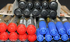 Permanent marker pens waterproof bullet tip - RED, BLUE, BLACK  *High Quality*
