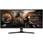 LG 34 inch(2560x1080) 21:9 UltraWide Curved IPS, 144hz Monitor- Choice Bundle