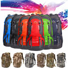 40/50/60L Backpack Large Military Clever Mountaineer Bag Outdoor Hiking Travel