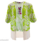 GIRLS Neon GREEN Kimono with Tassels Sizes: S/M & M/L Ages: 7-9 & 10-12