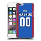 PERSONALISIERTE CRYSTAL PALACE FC 2016/17 BACK COVER FÜR APPLE iPHONE HANDYS