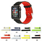 Replacement Silicone Sport Bracelet Strap For Apple Watch Bands New