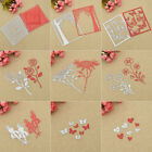 DIY Metal Cutting Dies Stencil Paper Craft Card Making Scrapbooking Album Decor