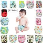 Kyпить Soft Baby Washable Reusable Cloth Diaper Hook-Loop Pocket Nappy Cover Wrap USA на еВаy.соm