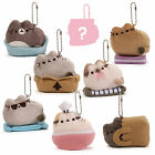 "PUSHEEN THE CAT 3"" MINI PLUSH TOY FIGURE *OPEN BOX Series 3 GUND Places Cats Sit"