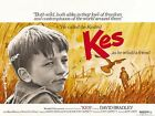 Vintage Kes British Movie Poster A3/A2/A1 Print