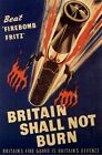 WWII BRITISH FIRE GUARD DEFENCE AD CAMPAIGN A3/A2 POSTER REPRINT