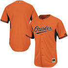 Baltimore Orioles Majestic Offical Youth Batting Practice Cool Base BPJersey on Ebay