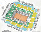 Roland Garros French Open 2017 Women's SEMIFINALS Tickets (CATEGORY 2)