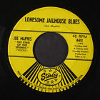 JOE MAPHIS: Lonesome Jailhouse Blues 45 (wol) Country