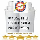 Universal Tommee Tippee Filter Prep Machine - 2 x COMPATIBLE FILTER L@@K