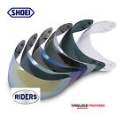 SHOEI QWEST CW-1, CW1 Helmet Visors GENUINE