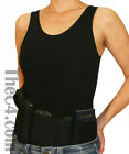 Compression Holster Tank Top for Women- Black Size Large, Right Side Holster