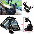Rotating Windshield Car Mount Desk Suction Sucker Stand Holder For Laptop/Tablet