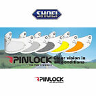 SHOEI NXR PINLOCK ANTIFOG INSERTS Choice of colour