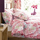 Pink Floral Blossom Duvet Cover Bedding Set In Single Double King By Wendy Tait