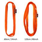 New 5/8in 22kN Nylon Sling Runner Length 24 / 48in for Climbing Belaying By CE