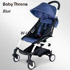 light Mini Baby Stroller Travel System small Pushchair carriage one-key fold NEW