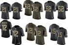 Green Bay Packers Jersey Mens Salute to Service Military Camo