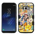 Pokemon Monsters Hard Rugged Armor Case for Samsung Galaxy S8/Plus/S7/Edge