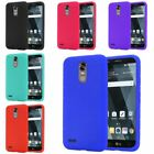 For LG Stylo 3 2017 Rugged Silicone Case Cover