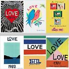 YSL POSTERS: Love 1970s, 1980s, 1990s, 2000 - Vintage Reproduction Prints