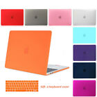 Mosiso Hard Cover Case for Macbook Pro 13 15 Touch Bar 2017 2018 A1707 A1706