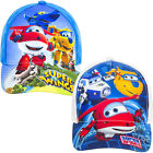Super Wings Cap, Mütze, Kappe, Basecap, SuperWings Schirmmütze