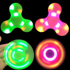 LED light Fidget tri Spinner Bluetooth Speaker EDC ADD ADHD For Adults