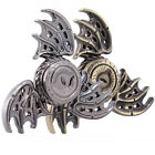 Bat Wings Fidget Hand Spinner Zinc Alloy Desk Toy EDC Finger Gyro Dragon's eye
