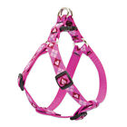 """Lupine Dog Harness Step In PUPPY LOVE 1/2"""" 3/4"""" or 1"""" Guaranteed if Chewed USA"""