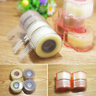 600Pcs Invisible Fiber Double Eyelid Adhesive Sticker Tape Eye Tapes Women Lady