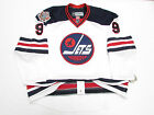 BOBBY HULL WINNIPEG JETS AUTHENTIC HERITAGE CLASSIC REEBOK EDGE 2.0 7287 JERSEY