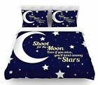 East Urban Home Moon and Stars Quote by NL Designs Feathe...