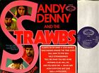 SANDY DENNY AND THE STRAWBS all our own work (original uk) LP EX+/EX SHM 813