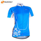 Women's Cycling Clothing Bike Sportwear Bicycle Short Sleeve Cycling Jersey Tops
