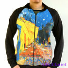 Vincent Van Gogh Cafe Night Costume Sweater Jacket Shirt Top Mens Fine Art Print