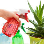New 500ml Empty Spray Bottle Plastic Water Spray For Salon Plants Pet 3 Color