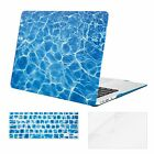 Mosiso Hard Case for Macbook Air 13 13.3 with Silicone Keyboard skin Cover