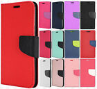 For LG Rebel 2 L57BL Premium Leather Wallet Case Pouch Flip Cover +Screen Guard