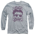Betty Boop Summer Shades Mens Long Sleeve Shirt $29.15 CAD