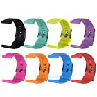 Replacement Silicone Watchband Bracelet Strap for Suunto Traverse/CORE Brushed
